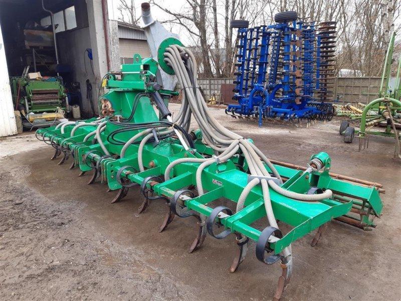 Gülleeinarbeitungstechnik типа Samson 6 mtr. Sortjordsnedfælder lodret fordeler, Gebrauchtmaschine в Kongerslev (Фотография 1)