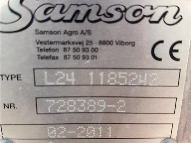 Gülleeinarbeitungstechnik типа Samson LODRET FORDELER, Gebrauchtmaschine в Hammel (Фотография 7)
