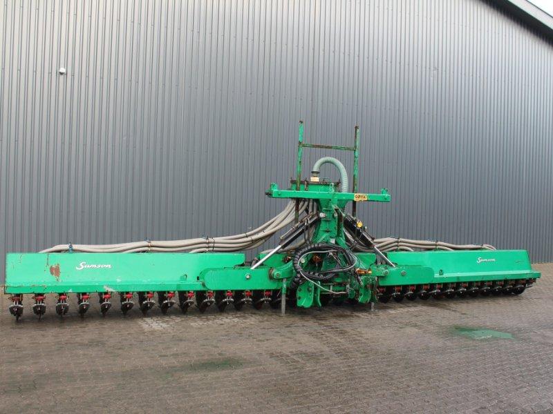 Gülleeinarbeitungstechnik типа Samson TD8, Gebrauchtmaschine в Viborg (Фотография 1)