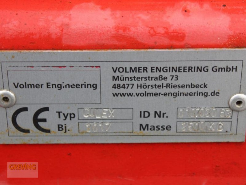 Güllegrubber typu Beckmann Volmer Culex Strip Till, Gebrauchtmaschine v Ahaus (Obrázok 17)