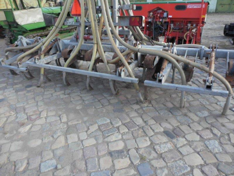 Güllegrubber typu JAKO BI 510 5,40 mtr Breite Gülleinjektor Gülleverteiler Schleppschuh, Gebrauchtmaschine v Sülzetal (Obrázok 5)