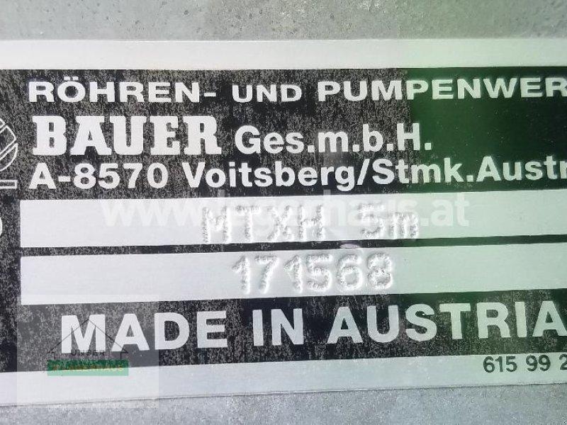 Güllemixer tip Bauer MTXH, Gebrauchtmaschine in Lienz (Poză 6)