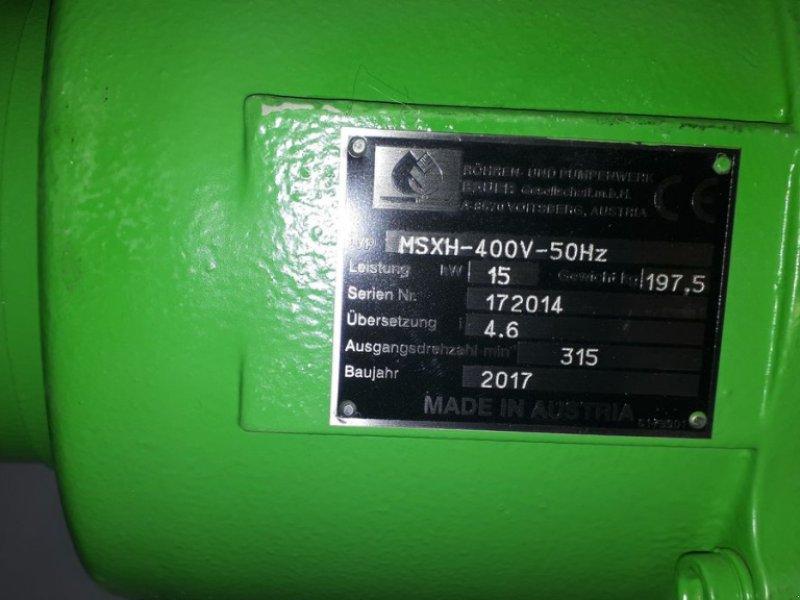 Güllemixer des Typs Bauer Tauchmotor-Rührwerk MSXH 15, Gebrauchtmaschine in Bruck (Bild 2)
