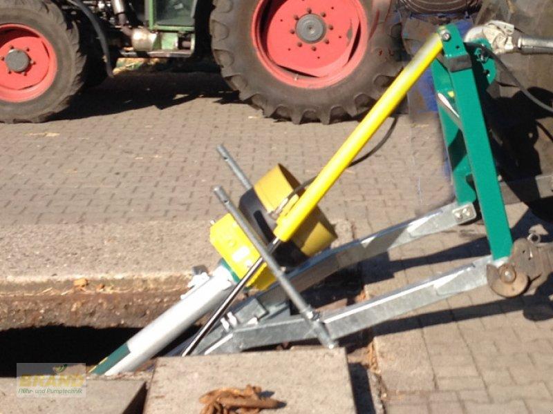 Güllemixer des Typs Brand Klappbockmixer, Neumaschine in Melle (Bild 3)