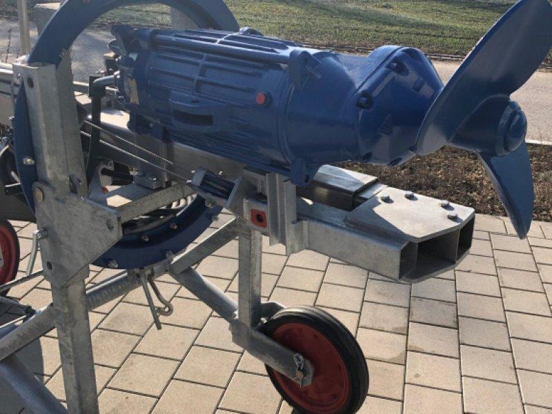 Güllemixer des Typs Eisele GTWFT 1040 fahrbar, Neumaschine in Weixerau (Bild 2)