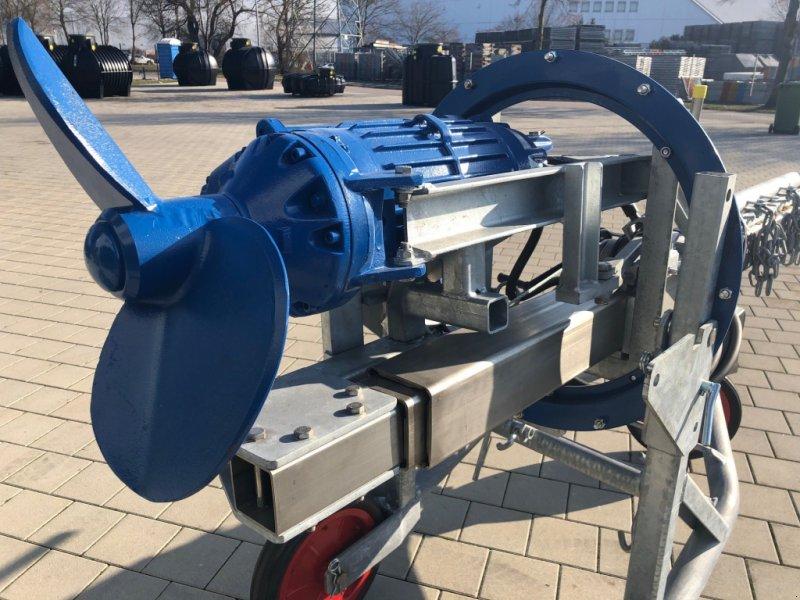 Güllemixer des Typs Eisele GTWFT 1040 fahrbar, Neumaschine in Weixerau (Bild 4)