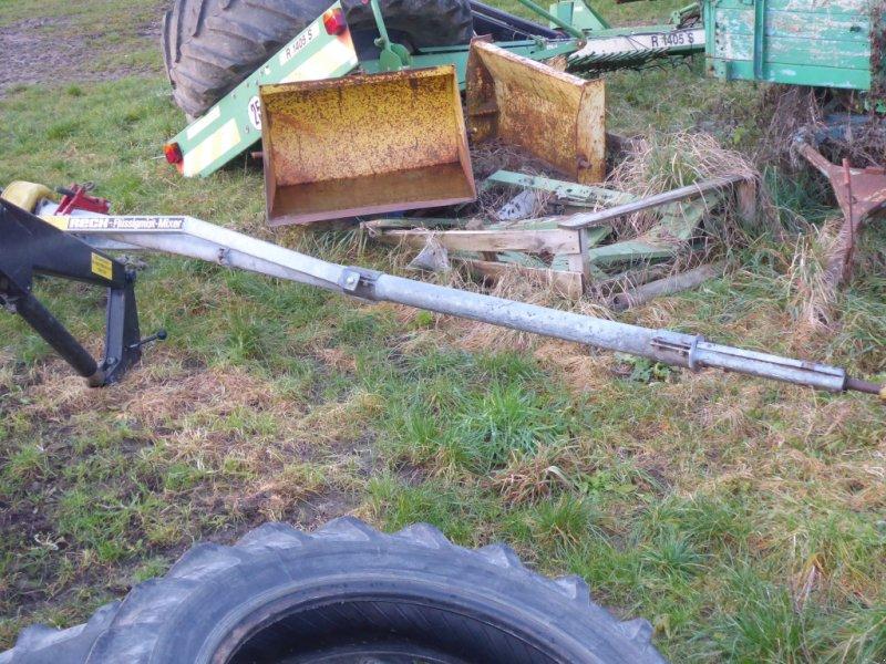 Güllemixer des Typs Reck Güllemixer, Gebrauchtmaschine in Marxheim (Bild 1)