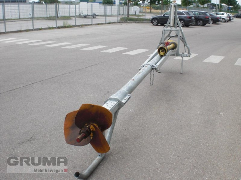 Güllemixer tip Reck Jaguar Zapfwellenmixer, Gebrauchtmaschine in Friedberg-Derching (Poză 4)