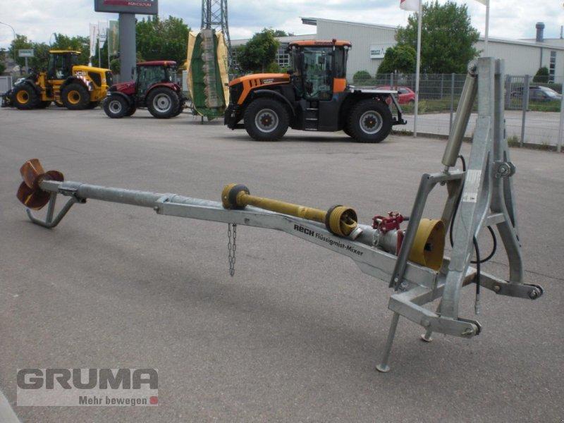 Güllemixer tip Reck Jaguar Zapfwellenmixer, Gebrauchtmaschine in Friedberg-Derching (Poză 3)