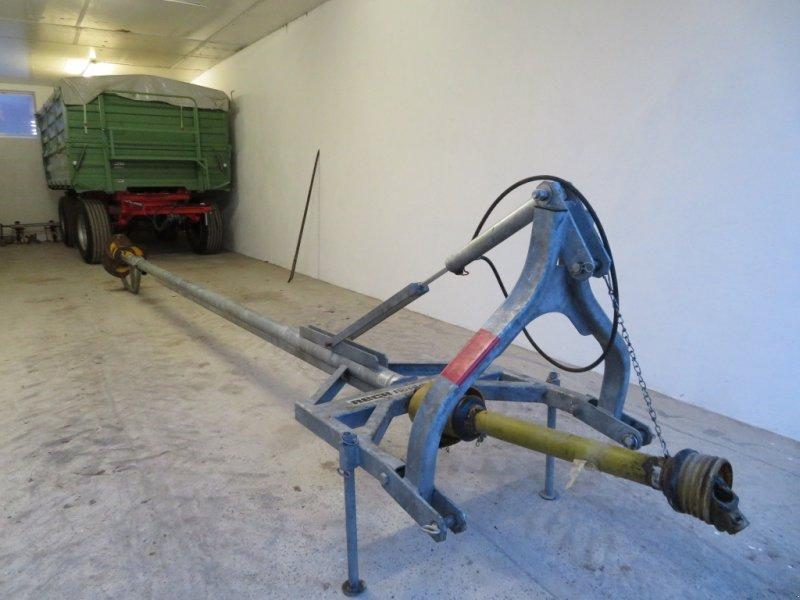 Güllemixer des Typs Reck Taifun, Gebrauchtmaschine in Sugenheim (Bild 1)