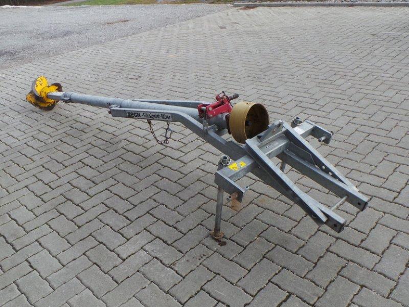 Güllemixer des Typs Reck TRE-E, Gebrauchtmaschine in Villingen (Bild 1)