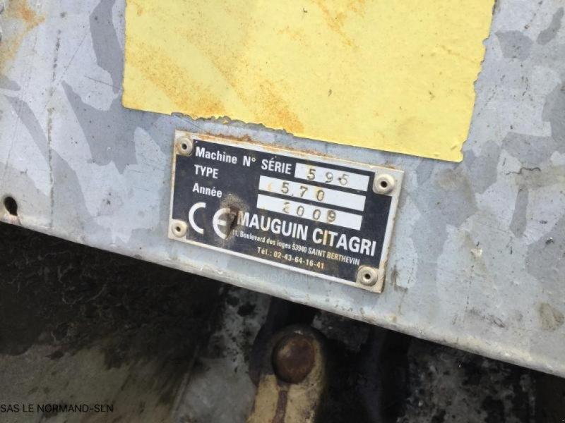 Güllemixer des Typs Sonstige 5.70, Gebrauchtmaschine in JOSSELIN (Bild 5)
