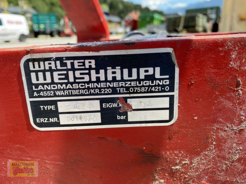 Güllemixer tip Weishäupl TMSM 4 Zapfwellenmixer, Gebrauchtmaschine in Kötschach (Poză 6)
