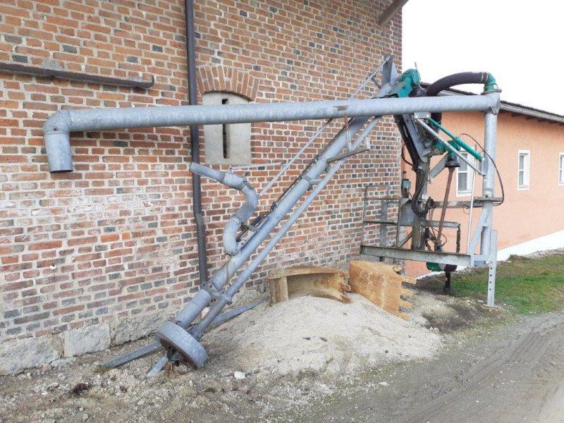 Güllepumpe des Typs Samson 20 m3 - Profigerät - hydraulisch klappbar hydraulisch Überfüllrohr, Gebrauchtmaschine in Bad Birnbach (Bild 1)