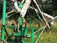 Samson PG 6 - Funksteuerung - 12 m3/min Leistung - hydraulisch klappbar - hydraulisch Füllrohr Насос для навозной жижи