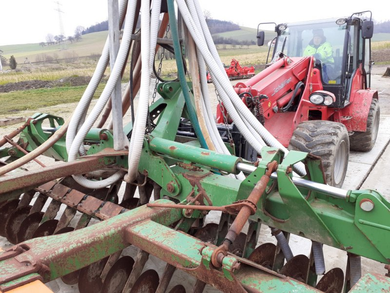 Güllescheibenegge typu Amazone CATROS 4001 - 4 m - Bj. 2012 - Gülle Scheibenegge Kurzscheibenegge, Gebrauchtmaschine w Bad Birnbach (Zdjęcie 8)