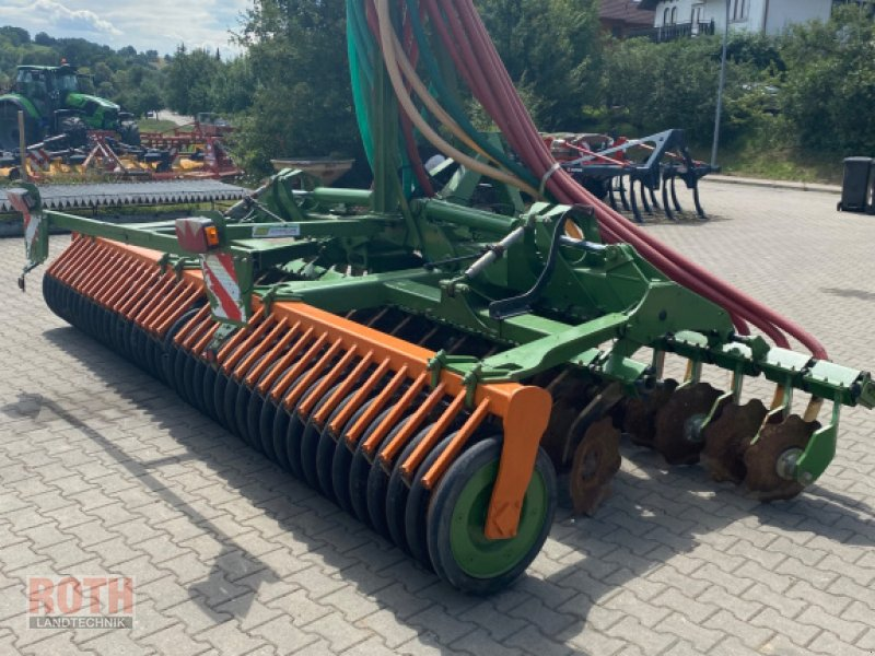 Güllescheibenegge tip Amazone Catros + 5001-2, Gebrauchtmaschine in Untermünkheim (Poză 4)