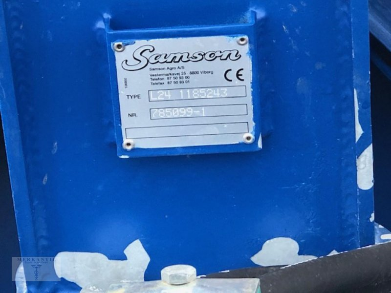 Güllescheibenegge typu Sonstige Bodenprofi Inject Disc 500L Samson L24, Gebrauchtmaschine w Pragsdorf (Zdjęcie 8)