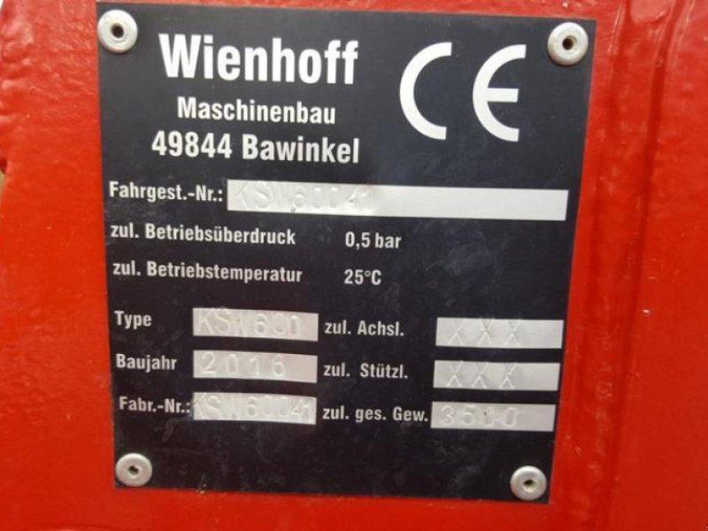 Güllescheibenegge typu Wienhoff KSW 600, Gebrauchtmaschine w Altenstadt (Zdjęcie 11)