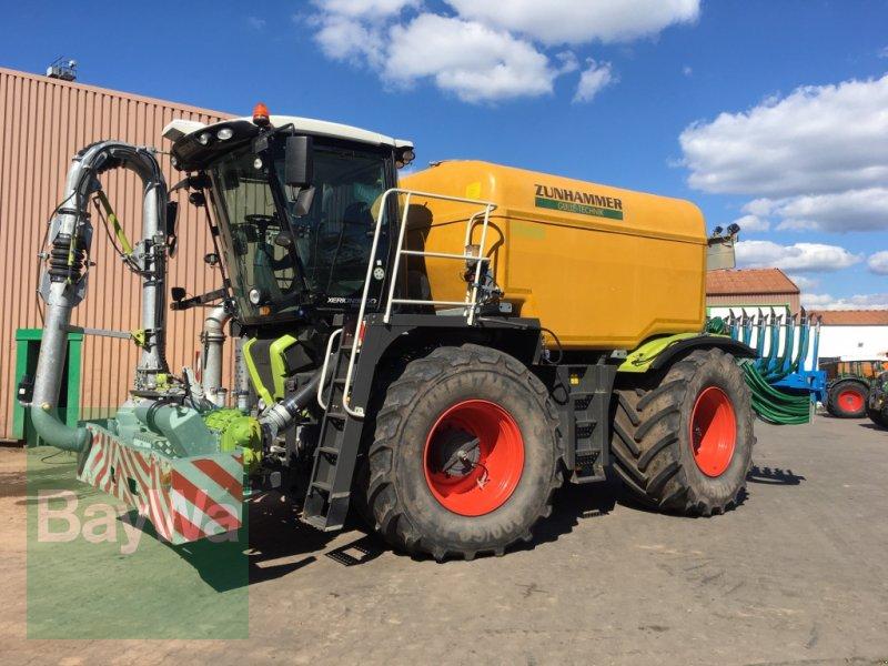 Gülleselbstfahrer des Typs CLAAS XERION 3800 Sattle Trac mit 15 m³ Zunhammeraufbau >>Sofort einsatzbereit!!<<, Gebrauchtmaschine in Fürth (Bild 1)