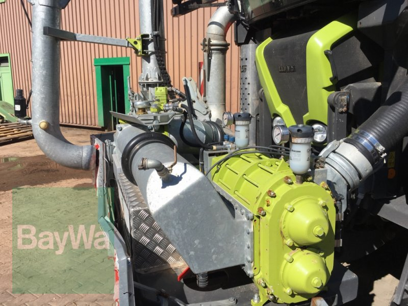 Gülleselbstfahrer des Typs CLAAS XERION 3800 Sattle Trac mit 15 m³ Zunhammeraufbau >>Sofort einsatzbereit!!<<, Gebrauchtmaschine in Fürth (Bild 2)