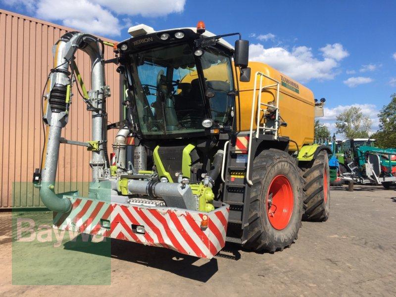 Gülleselbstfahrer des Typs CLAAS XERION 3800 Sattle Trac mit 15 m³ Zunhammeraufbau >>Sofort einsatzbereit!!<<, Gebrauchtmaschine in Fürth (Bild 3)