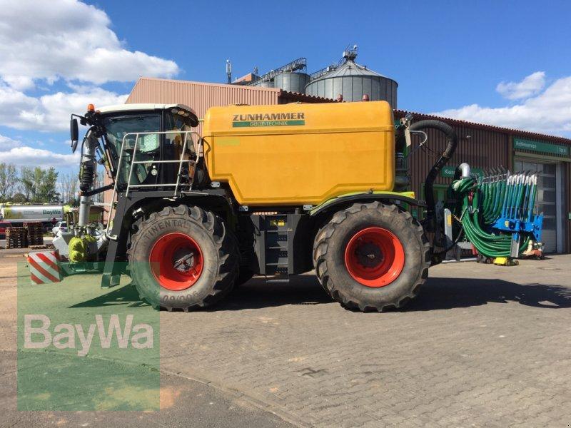 Gülleselbstfahrer des Typs CLAAS XERION 3800 Sattle Trac mit 15 m³ Zunhammeraufbau >>Sofort einsatzbereit!!<<, Gebrauchtmaschine in Fürth (Bild 12)