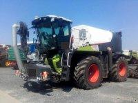 CLAAS Xerion 4000 Geräteträger mit Gülleaufbau Gülleselbstfahrer