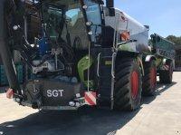 CLAAS Xerion 4000 Saddle Trac Самоходный разбрасыватель жидкого навоза