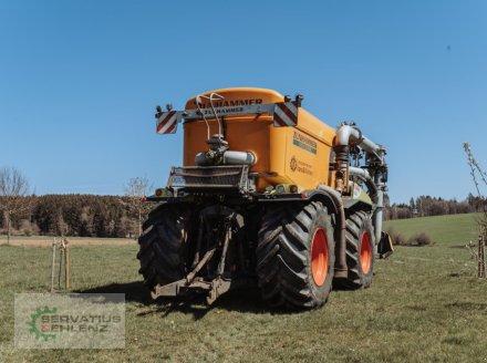 Gülleselbstfahrer des Typs CLAAS XERION 4000 SaddleTrac mit Zunhammer-Aufbau, Gebrauchtmaschine in Rittersdorf (Bild 5)