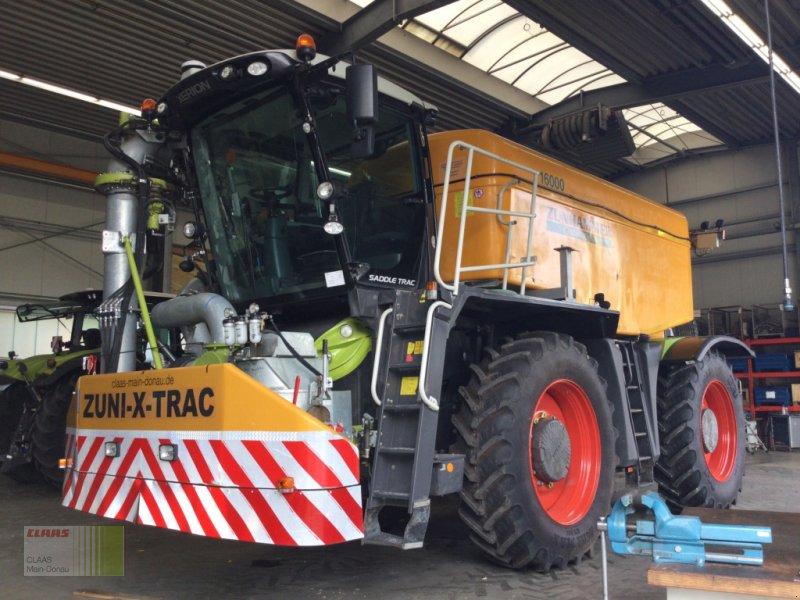 Gülleselbstfahrer des Typs CLAAS Xerion 4000 Trac VC, Neumaschine in Vohburg (Bild 1)