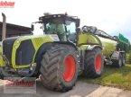 Gülleselbstfahrer des Typs Kotte 25000 l+ Xerion 5000 in Rollwitz