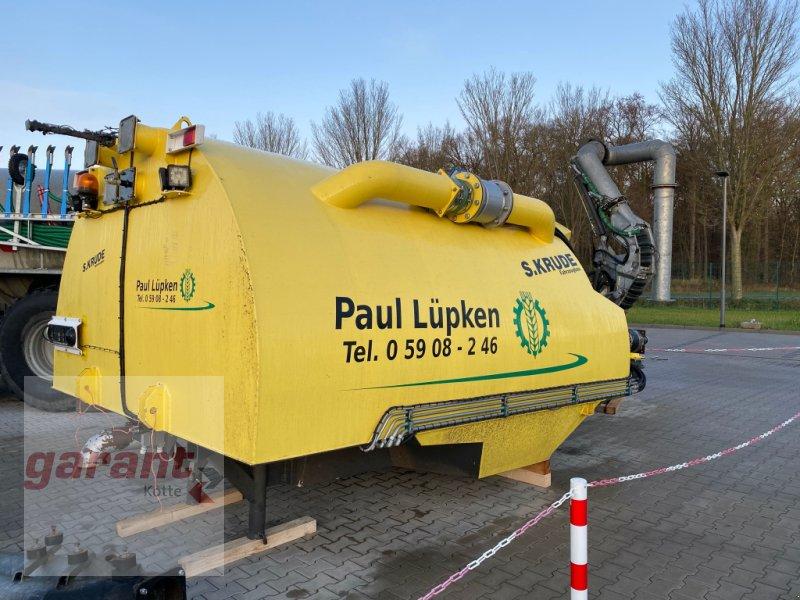 Gülleselbstfahrer типа Krude Gülleaufbau Xerion 3800, Gebrauchtmaschine в Rieste (Фотография 5)