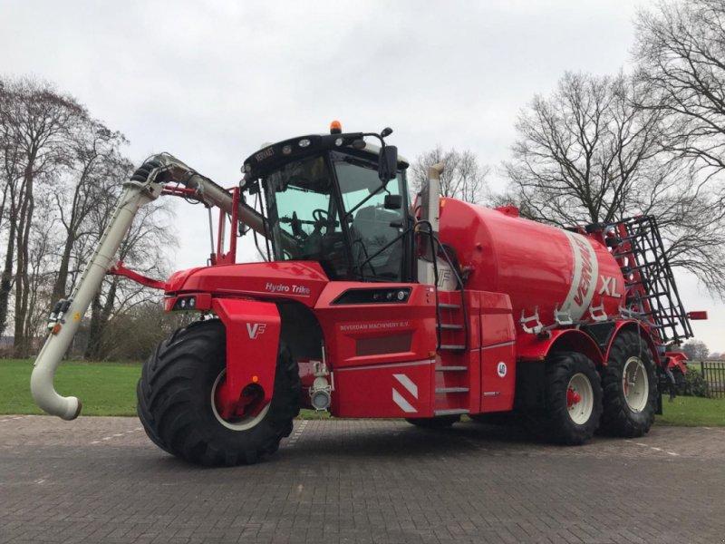 Gülleselbstfahrer des Typs Vervaet Hydro Trike XL, Gebrauchtmaschine in Vriezenveen (Bild 1)
