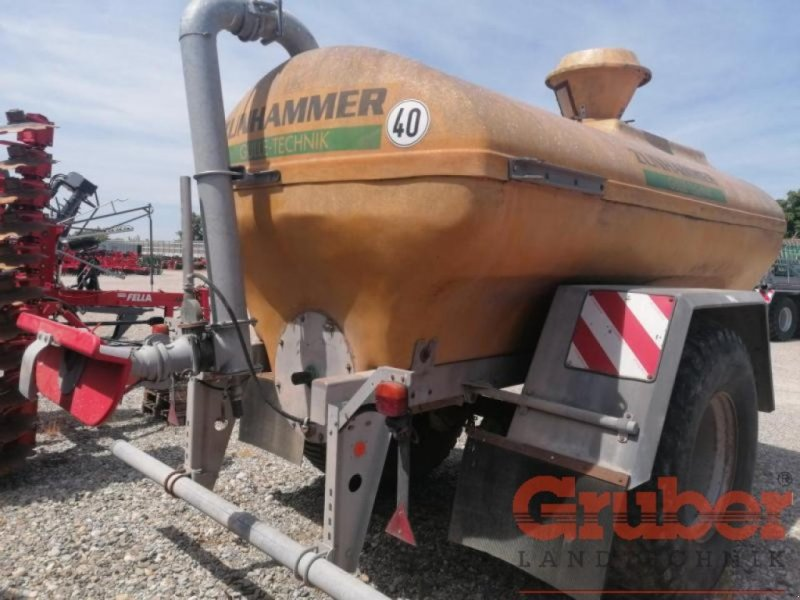 Gülleselbstfahrer des Typs Zunhammer 11000 l, Gebrauchtmaschine in Ampfing (Bild 4)