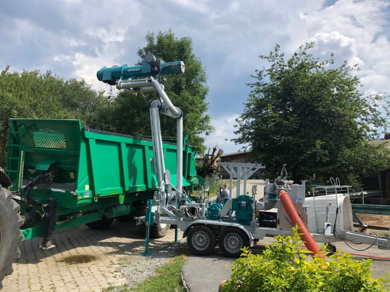 Gülleseparator типа Börger RC 25, Neumaschine в Viereth-Trunstadt (Фотография 1)