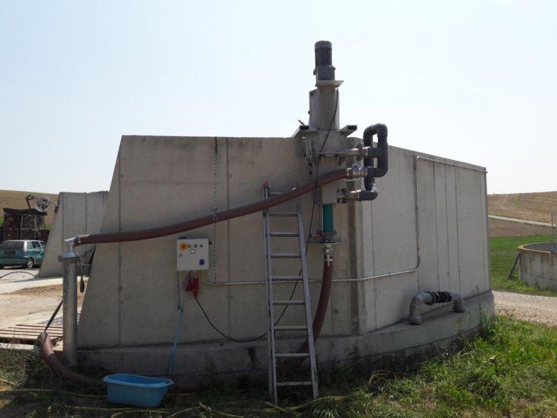 Gülleseparator a típus Moosbauer Separator Pumpenseparator KKS3 V/P, Neumaschine ekkor: Reut (Kép 2)