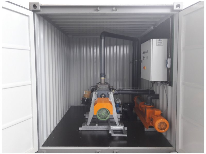 Gülleseparator типа Moosbauer Separator Separator KKS26 Container, Neumaschine в Reut (Фотография 1)
