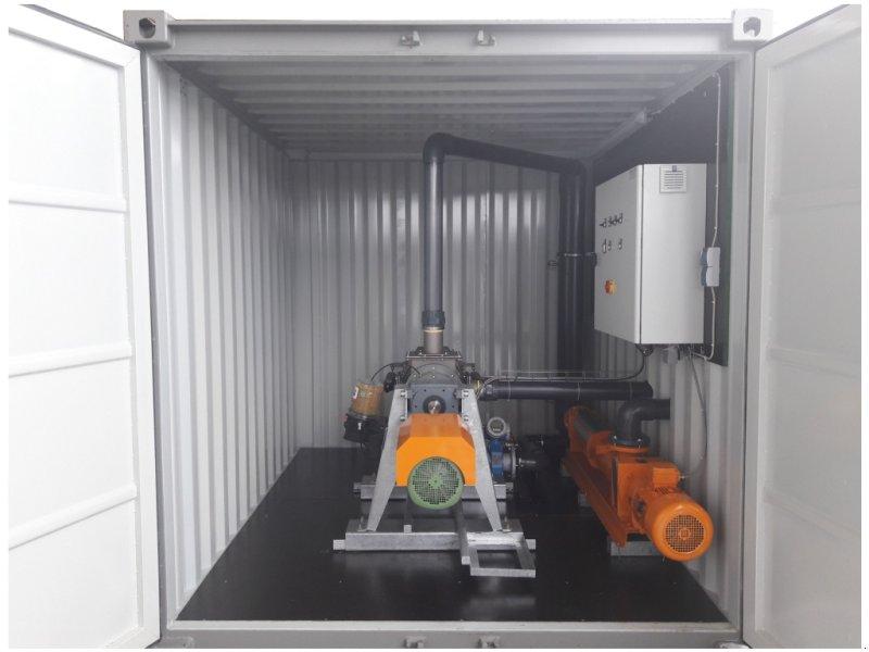 Gülleseparator a típus Moosbauer Separator Separator KKS26 Container, Neumaschine ekkor: Reut (Kép 1)