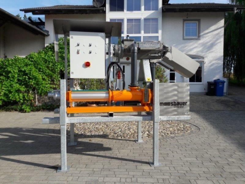 Gülleseparator a típus Moosbauer Separator Separator KKS26 mobil, Neumaschine ekkor: Reut (Kép 2)