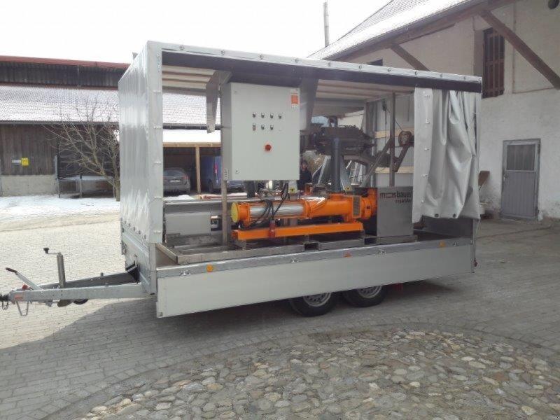 Gülleseparator a típus Moosbauer Separator Separator KKS26 mobil, Neumaschine ekkor: Reut (Kép 5)