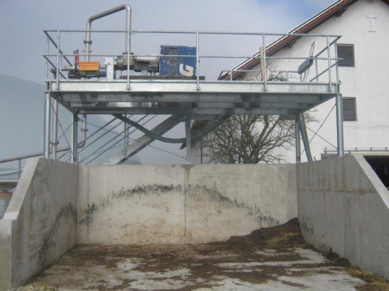 Gülleseparator a típus Moosbauer Separator Separator KKS26, Neumaschine ekkor: Reut (Kép 2)