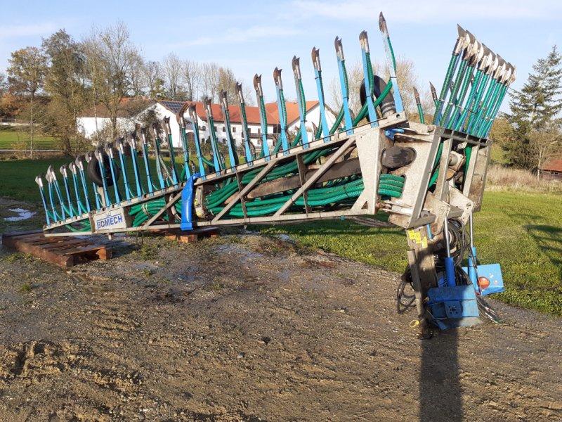 Gülleverteiltechnik typu Bomech Multi 18 Meter oder 15 Meter - Profiausführung - 2 x Vogelsang Rotacut - Tropf Stop - hydraulische Klappung - Schleppschuhverteiler - Schleppschuh - Schleppschlauch - Schleppschlauchvertiler, Gebrauchtmaschine w Bad Birnbach (Zdjęcie 1)