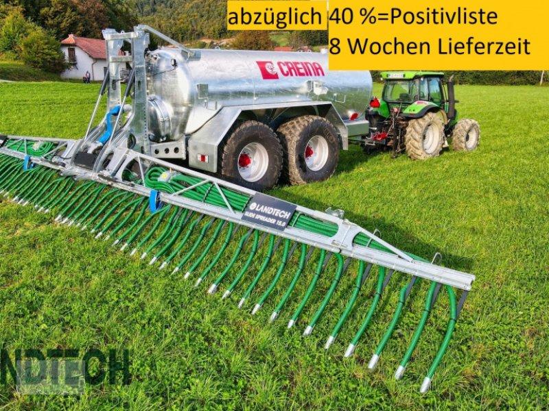 Gülleverteiltechnik typu Landtech Slide spreader L-Line 15.2, Gebrauchtmaschine w Donnersdorf (Zdjęcie 1)