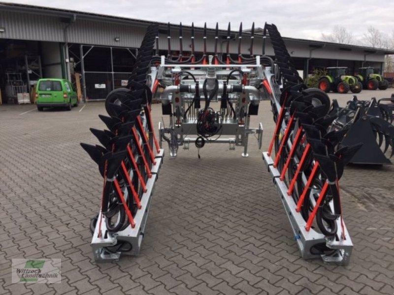 Gülleverteiltechnik des Typs Vogelsang Black Bird 15m, Neumaschine in Rhede / Brual (Bild 4)