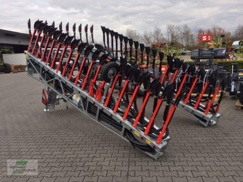 Gülleverteiltechnik des Typs Vogelsang Black Bird 15m, Neumaschine in Rhede / Brual (Bild 5)