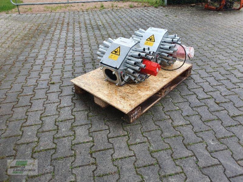Gülleverteiltechnik des Typs Vogelsang ExaCut ECQ48-40, Neumaschine in Rhede / Brual (Bild 1)
