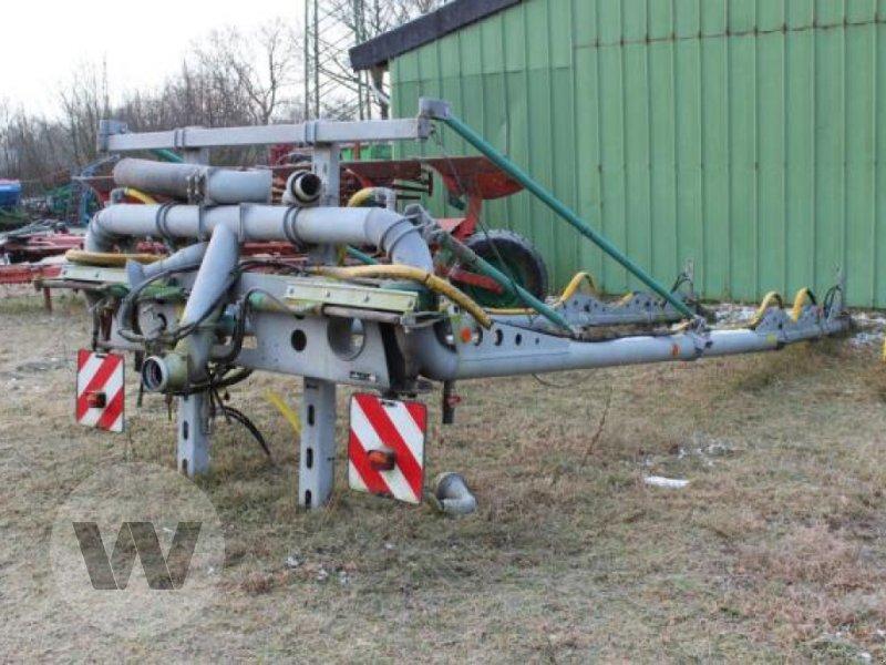 Gülleverteiltechnik типа Zunhammer DÜSENBALKEN DD 21/3, Gebrauchtmaschine в Börm (Фотография 1)