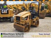 Gummiradwalze typu Caterpillar CB24B Tandemwalze Neuwertig CE, Gebrauchtmaschine w Schrobenhausen