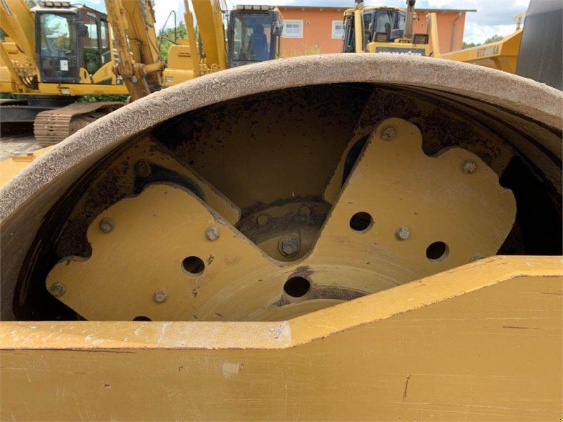 Gummiradwalze typu Caterpillar CS 74B Walzenzug 16to CE + EPA Neuwertig, Gebrauchtmaschine w Schrobenhausen (Zdjęcie 9)